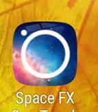 修圖app分享)星空色調Space Fx